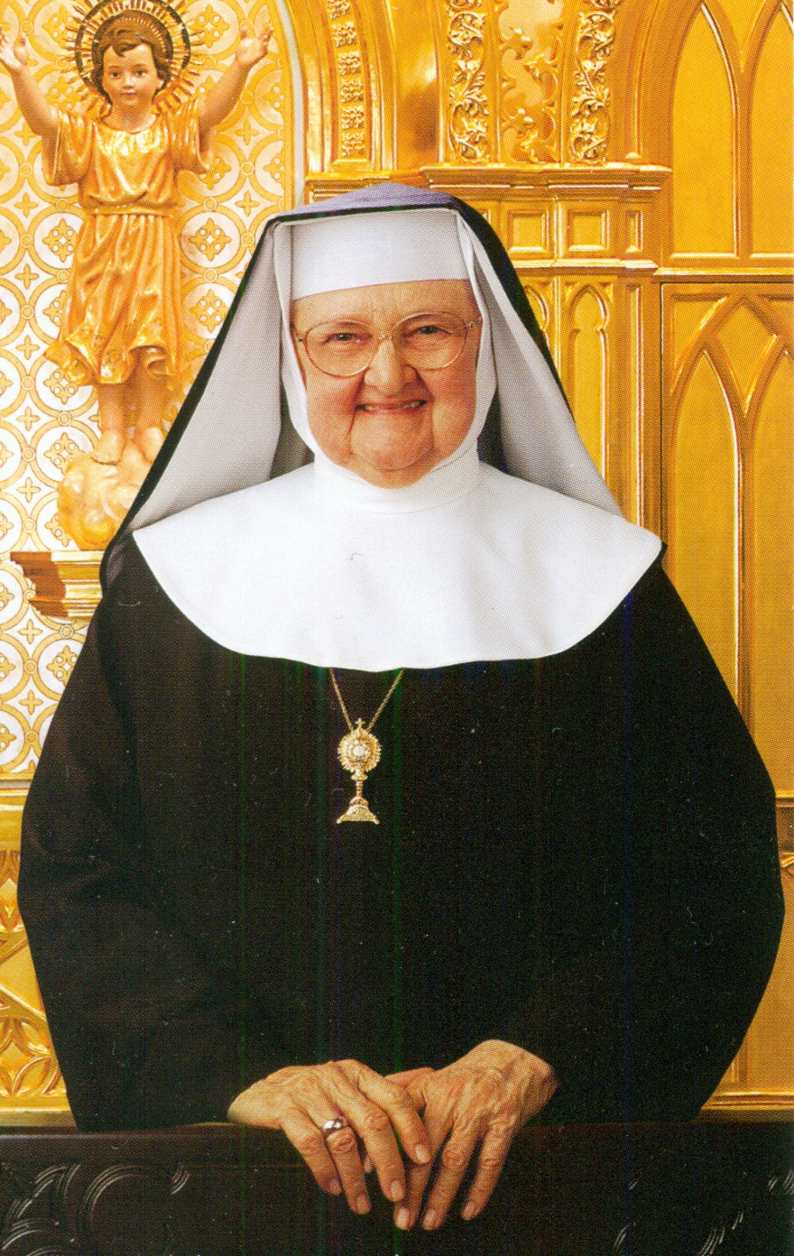 Mother Angelica on EWTN